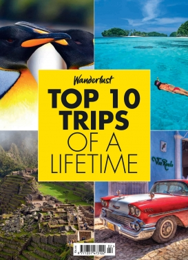 Top 10 Trips of a Lifetime