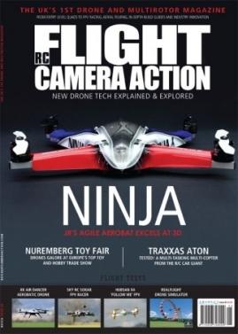 RC Flight Camera Action