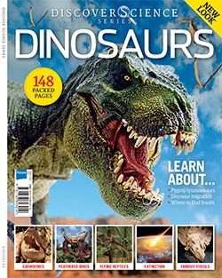 Discover Science  - Dinosaurs