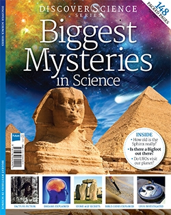 Discover Science  - Biggest Mysteries in Science