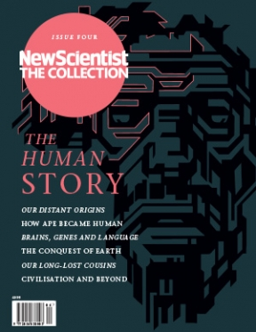 New Scientist : The Collection 4 - The Human Story