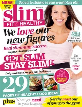 Slim, Fit & Healthy