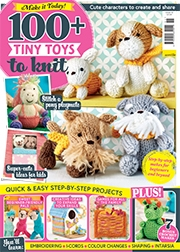 100+ Tiny Toys to Knit