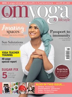 OM Yoga & Lifestyle (Bookazine)