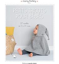 Petit Tricots Pour Bébés (Little Knitting for Babies)