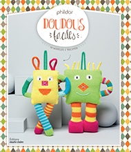 Doudous Faciles (Comfort Toys Easy to Knit)