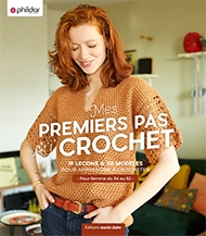 Mes Premiers pas au Crochet (My first steps in Crochet)