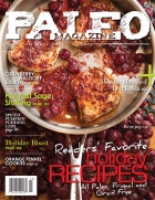 Paleo Magazine Readers' Favorite Holiday Recipes