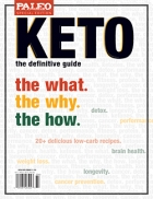 KETO : The Definitive Guide