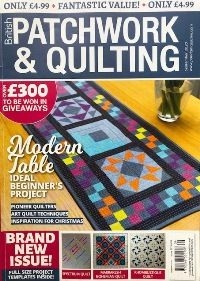 British Patchwork & Quilting