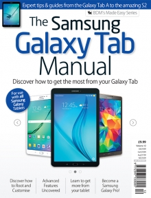 The Samsung Galaxy Tab Manual